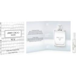 Man Ice Eau de Parfum Vial on Card