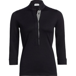 Striped Polo Shirt found on MODAPINS from Saks Fifth Avenue for USD $395.00