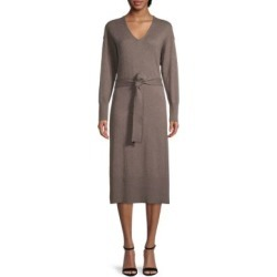 Margot Tied Cotton-Cashmere Midi Knit Dress found on Bargain Bro Philippines from The Bay for $149.99