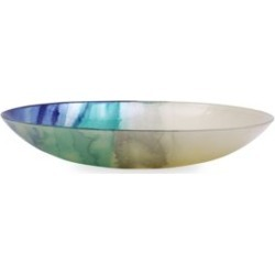 Sea Glass Ombre Large Serving Bowl found on Bargain Bro India from Saks Fifth Avenue Canada for $74.60