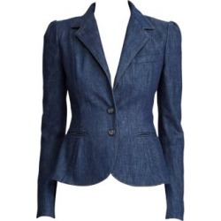 Eloise Denim Jacket found on Bargain Bro India from Saks Fifth Avenue AU for $833.94