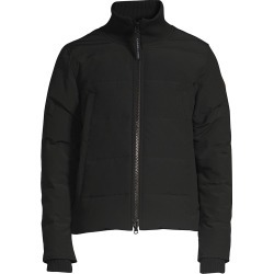 Canada Goose Men's Woolford Down Jacket - Black - Size Medium found on MODAPINS from Saks Fifth Avenue for USD $775.00