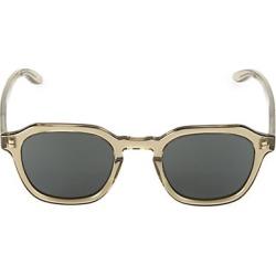 Barton Perreira Men's Tucker 49MM Square Sunglasses - Tucker Khaki found on MODAPINS from Saks Fifth Avenue for USD $415.00