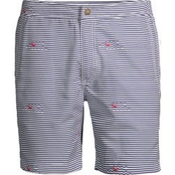Calder Striped Swim Trunks found on MODAPINS from Saks Fifth Avenue UK for USD $239.24