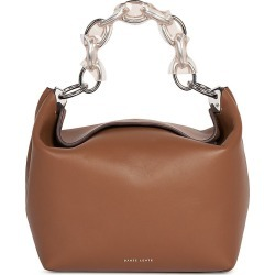 Danse Lente Women's Ela Leather Top Handle Bag - Wood found on MODAPINS from Saks Fifth Avenue for USD $515.00