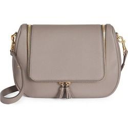 Anya Hindmarch Women's Vere Leather Crossbody Bag - Grey found on MODAPINS from Saks Fifth Avenue for USD $1195.00