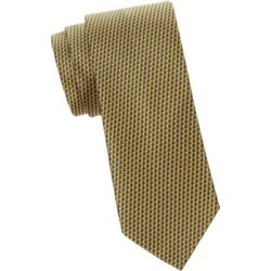 Multi Graphic Silk Tie found on Bargain Bro India from Saks Fifth Avenue AU for $254.20