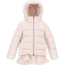 Herno Girl's Taffeta A-Line Skirt Bottom Parka - Pink - Size 14 found on MODAPINS from Saks Fifth Avenue for USD $725.00