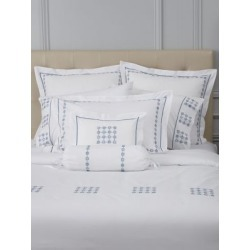 Harrogate Embroidered Duvet Cover found on Bargain Bro India from Saks Fifth Avenue Canada for $704.35