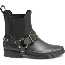 Slip-On Buckled Rubber Rain Boots found on Bargain Bro Philippines from The Bay for $120.00