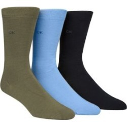 Mens 3-Pack Flat Knit Socks found on Bargain Bro India from The Bay for $15.00