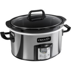 Countdown Programmable 4-Quart Slow Cooker SCCPVC400P-033