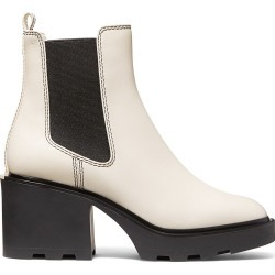 MICHAEL Michael Kors Keisha Leather Ankle Booties found on Bargain Bro Philippines from Saks Fifth Avenue for $175.00