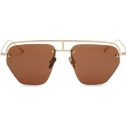 The Line-1 56MM Aviator Browline Sunglasses found on Bargain Bro India from Saks Fifth Avenue AU for $312.51