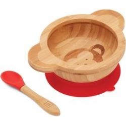 Bamboo Suction Bowl