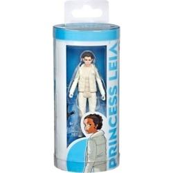 Figurine de la princesse Leia et courte bande dessinée Galaxie d'aventures E5648-E5706