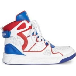 Keith Leather High-Top Sneakers found on Bargain Bro from Saks Fifth Avenue UK for £335