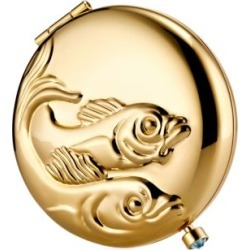 Pisces Zodiac Powder Compact found on Bargain Bro UK from Saks Fifth Avenue UK