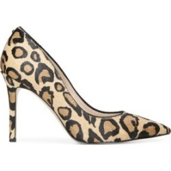 Hazel Leopard-Print Calf Hair Pumps found on MODAPINS from Saks Fifth Avenue AU for USD $158.89