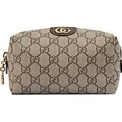 Gucci Women's Medium Ophidia Toiletry Bag - Brown found on MODAPINS from LinkShare USA for USD $390.00