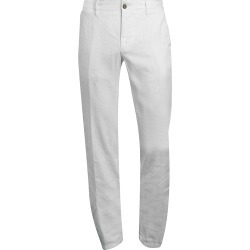 Incotex Men's Garment-Dyed Pants - White - Size 36 found on MODAPINS from Saks Fifth Avenue for USD $385.00