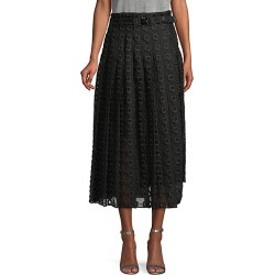 Textured Silk-Blend Skirt found on Bargain Bro India from Saks Fifth Avenue OFF 5TH for $979.99