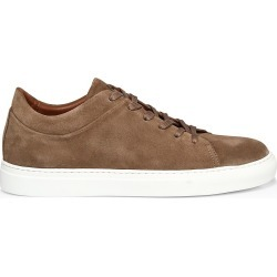 Aquatalia Men's Alaric Suede Sneakers - Taupe - Size 10.5 found on MODAPINS from Saks Fifth Avenue for USD $147.50