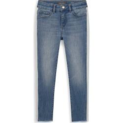DL1961 Premium Denim Girl's Chloe Side Stripe Skinny Jeans - Blue Stripe - Size 10 found on Bargain Bro India from Saks Fifth Avenue for $69.00