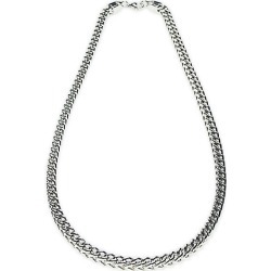 Stainless Steel Chain Necklace found on Bargain Bro India from Saks Fifth Avenue OFF 5TH for $90.00