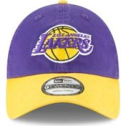 Casquette de baseball réglable 9Twenty des Lakers de Los Angeles