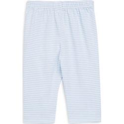 Kissy Kissy Baby Boy's Striped Cotton Pants - Light Blue - Size Newborn