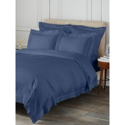 Saks Fifth Avenue Baratto Flat Sheet - Blue - Size Full found on Bargain Bro from Saks Fifth Avenue for USD $74.10