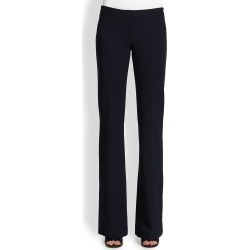Derek Lam Women's Alana Flare-Leg Pants - Black - Size 14 found on MODAPINS from Saks Fifth Avenue for USD $299.99