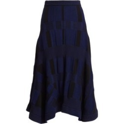 Patchwork Knit Midi Skirt found on Bargain Bro Philippines from Saks Fifth Avenue AU for $1049.52