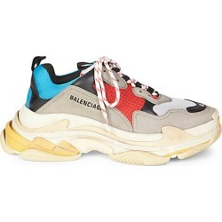 Balenciaga Men's Triple S Sneakers - Blue Grey - Size 47 (14) E found on MODAPINS from Saks Fifth Avenue for USD $975.00