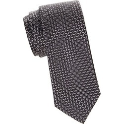 Brioni Men's Micro Dot Silk Tie - Midnight Blue found on MODAPINS from Saks Fifth Avenue for USD $240.00