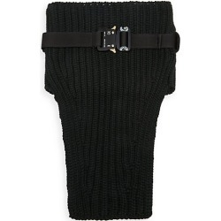 Alyx Men's Metal Buckle Knit Neck Warmer - Black found on MODAPINS from Saks Fifth Avenue for USD $297.00