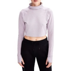 Crescent Crop Sweater found on MODAPINS from The Bay for USD $50.00