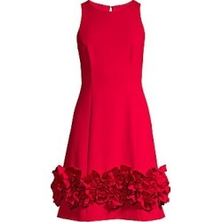 Aidan Mattox Women's Sleeveless Cocktail Dress - Ruby - Size 14 found on MODAPINS from Saks Fifth Avenue for USD $245.00