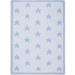 Elegant Baby Baby's Sofia & Finn Blanket - Blue Pattern found on Bargain Bro India from Saks Fifth Avenue for $48.00