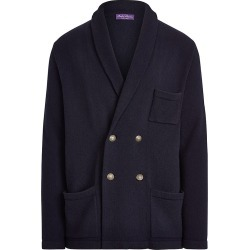 Ralph Lauren Purple Label Men's Double-Breasted Cashmere Cardigan - Navy - Size XXL found on Bargain Bro India from Saks Fifth Avenue for $2495.00
