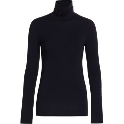 Majestic Filatures Men's Soft Touch Turtleneck Top - Marine - Size XS found on MODAPINS from Saks Fifth Avenue for USD $145.00
