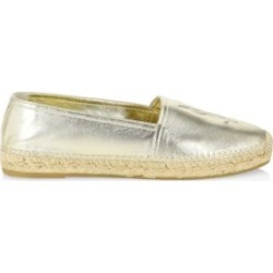 Metallic Leather Espadrilles found on Bargain Bro India from Saks Fifth Avenue Canada for $622.06