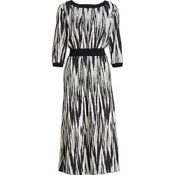 Altuzarra Women's Paola Printed Midi Dress - Grey Multi - Size 46 (14) found on MODAPINS from Saks Fifth Avenue for USD $1795.00
