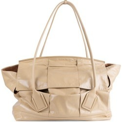 Maxi Arco Leather Satchel found on Bargain Bro from Saks Fifth Avenue AU for USD $5,546.29