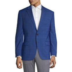 Patterned Wool Jacket