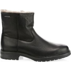 Leonardo Leather & Shearling Boots found on Bargain Bro from Saks Fifth Avenue UK for £366