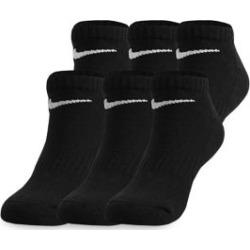 Kid's 6-Pack Dri-Fit No-Show Socks