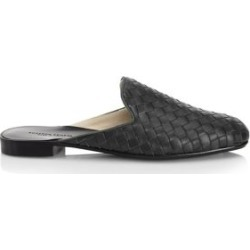 Intrecciato Leather Woven Slides found on Bargain Bro India from Saks Fifth Avenue Canada for $760.71