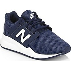 New Balance Boy's 247 Knit Mesh Sneakers - Navy - Size 13 (Child) found on MODAPINS from Saks Fifth Avenue for USD $54.95